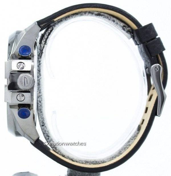 4cf578943db Relógio diesel Mega chefe quartzo cronógrafo DZ4323 masculino pt