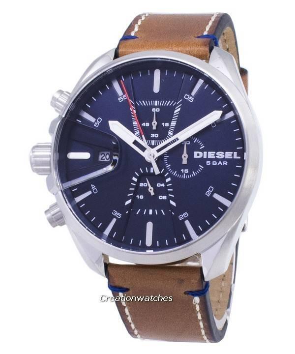 790d070f68a1 Diesel timeframes MS9 Cronógrafo Quartz DZ4470 reloj de caballero