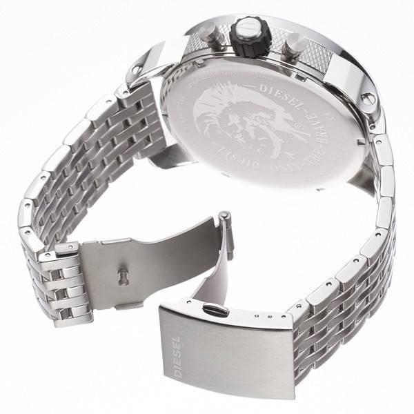 76da6293a Diesel SBA Chronograph Dual Time Zone DZ7259 Men's Watch