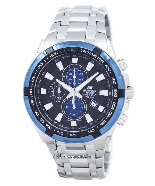 e1ee4c3d579 Casio Edifice Chronograph Tachymeter EF-539D-1A2 EF539D-1A2 Men s Watch