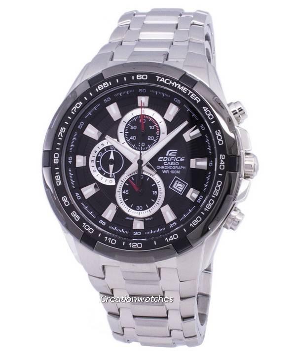 7df228f56d4e Reloj Casio Edifice Cronógrafo taquímetro EF539D-1AV EF-539D-1AV hombre