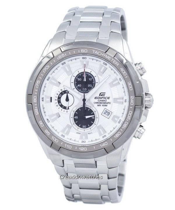 1ef98c11b Casio Edifice Chronograph Tachymeter EF-539D-7AV EF539D-7AV Men's Watch
