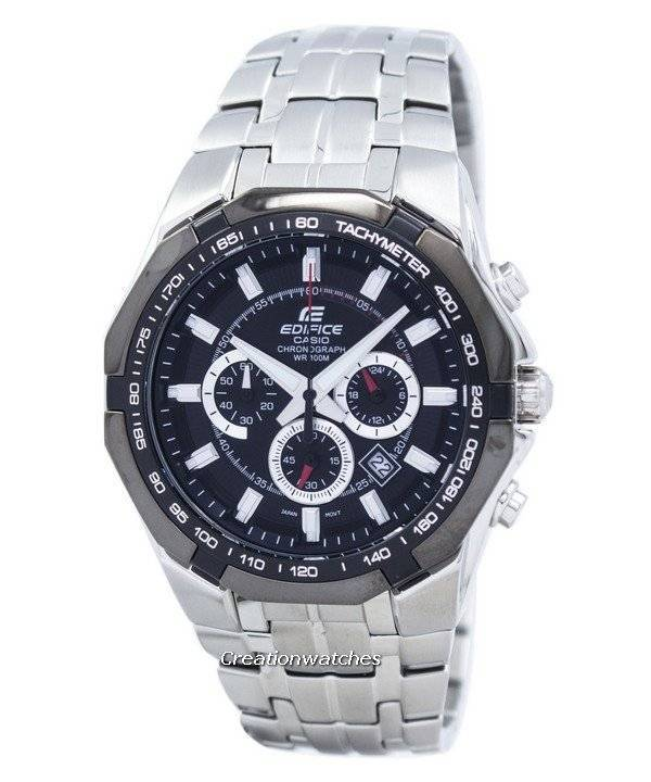 dd980eeee Casio Edifice Chronograph EF-540D-1AV EF540D-1AV Men's Watch