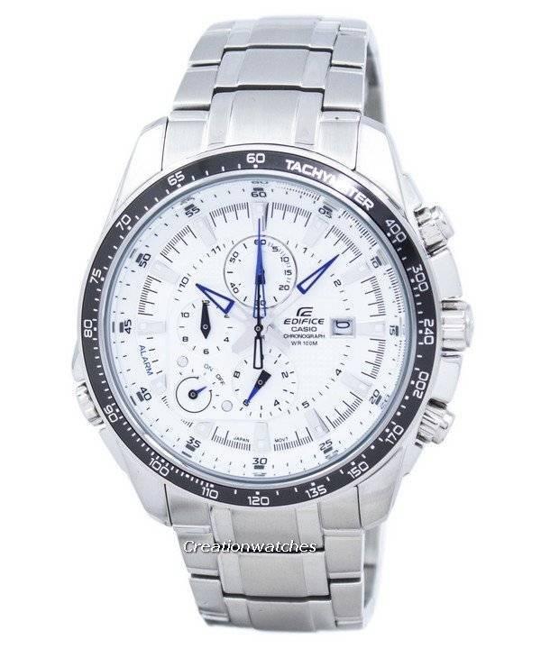 da3ec53cb5c1 Reloj Casio Edifice Cronógrafo Taquímetro Alarma EF-545D-7AV EF545D-7AV  Hombre