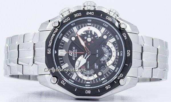 947502a6d930 Casio Edifice Chronograph EF-550D-1AVDF EF550D-1AVDF Reloj para hombre