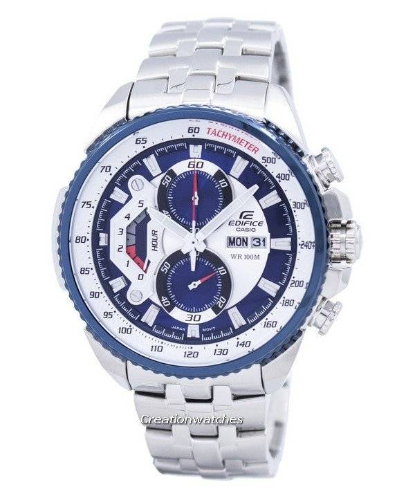 f8408314eee Casio Edifice Chronograph EF-558D-2AV EF558D-2AV Men s Watch