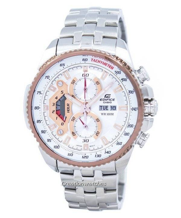 51012602691 Casio Edifice Chronograph EF-558D-7AV EF558D-7AV Men s Watch