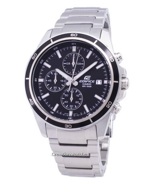 f7c3f75adfe2 Reloj Casio Edifice EFR-526D-1AV cronógrafo de cuarzo para hombre