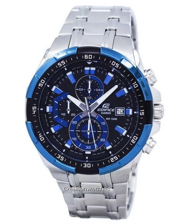 Casio Edifice Chronograph Quartz EFR-539D-1A2V EFR539D-1A2V Men s Watch 47fb0555e2