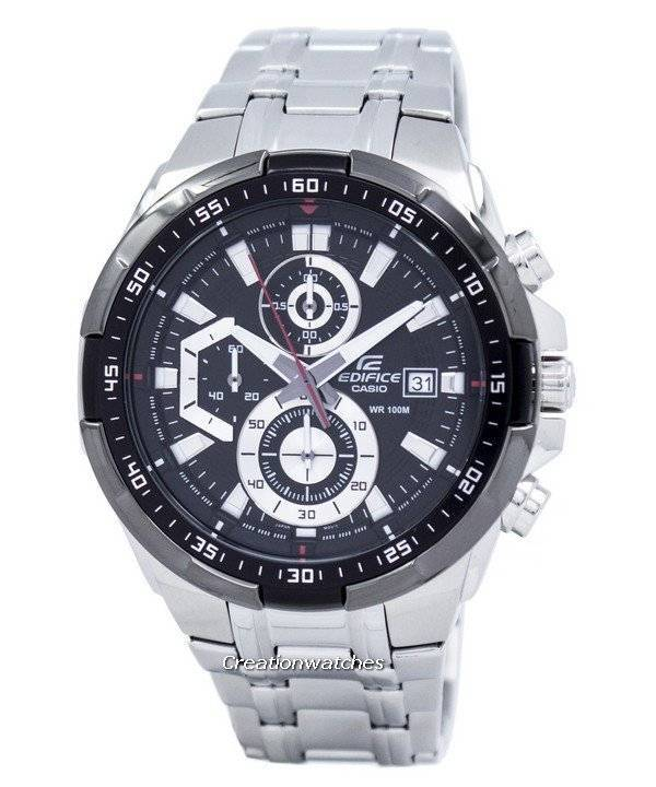 Casio Edifice Chronograph EFR-539D-1AV EFR539D-1AV Men s Watch 2b7d52cc9