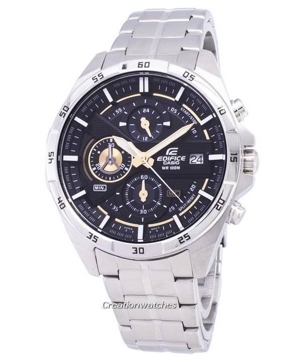 Casio Edifice Chronograph Quartz EFR 556D 1AV EFR556D 1AV Mens Watch