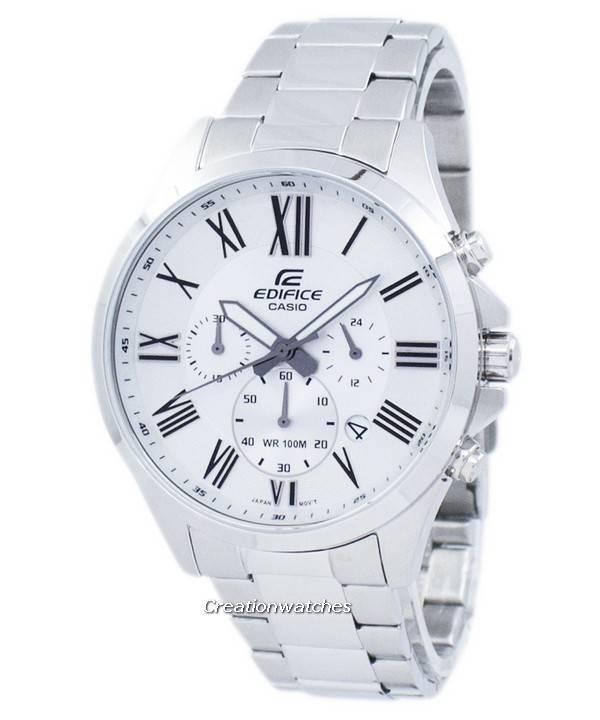 7b36cdaa342e Casio Edifice Cronógrafo Cuarzo EFV-500D-7AV EFV500D-7AV Reloj para hombre