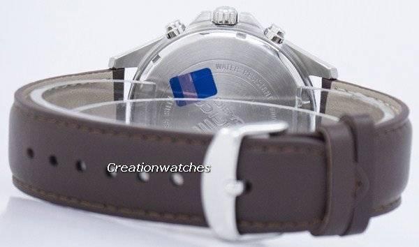 29f22f9a1949 Casio Edifice Cronógrafo Cuarzo EFV-500L-7AV EFV500L-7AV Reloj para hombre