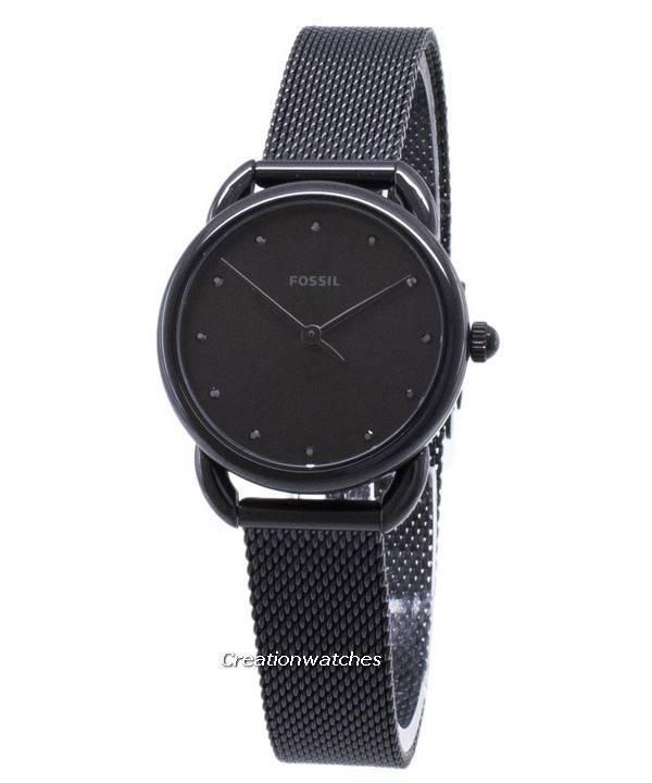 867d913c0f39 Fossil Tailor ES4489 reloj analógico de cuarzo para mujer