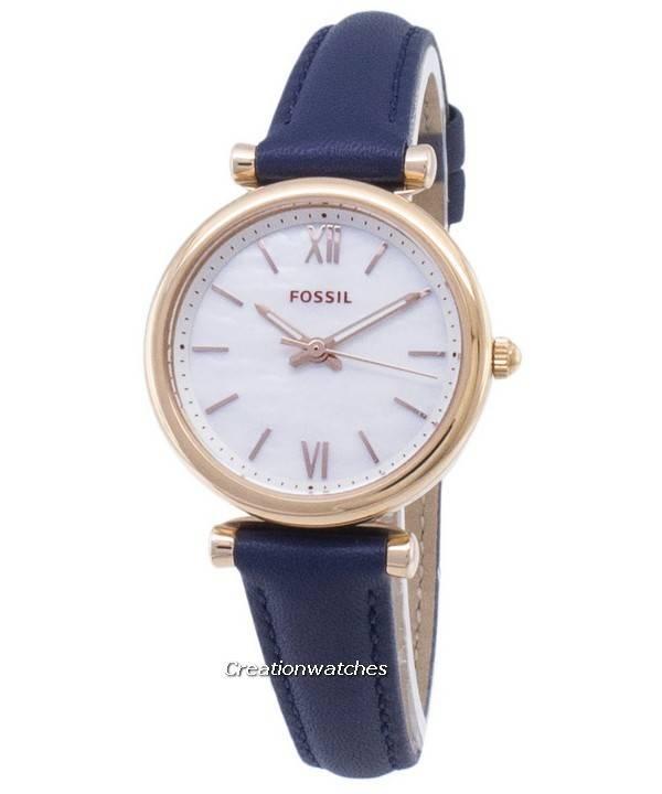 8a643f64054e Fossil Carlie Mini ES4502 reloj analógico de cuarzo para mujer