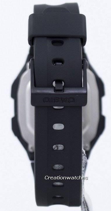 Digital 5 Hombre Para 1adf Dual Time Illuminator Alarms F Reloj Casio 201wa F201wa 67gYbfyv