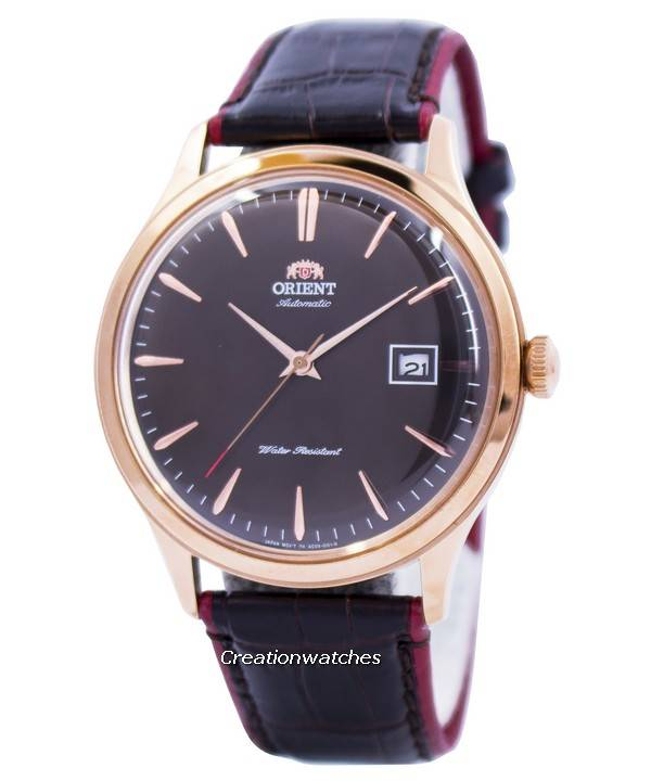 Orient Hombre 4 Versión Reloj De Bambino Clásico Fac08001t0 Ac08001t Automático f7gyb6