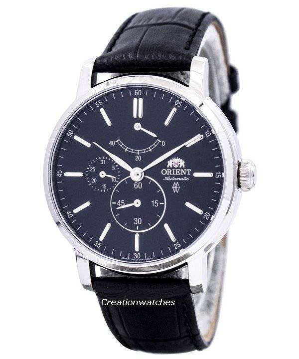 04112eee1 Orient Automatic FEZ09003B Power Reserve Men's Watch