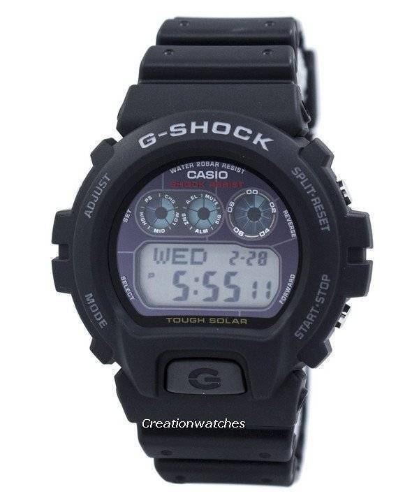 2efa408911f Reloj Casio G-Shock Tough Solar G-6900-1 DR hombres es