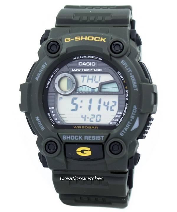 2e52cc616054 Casio G-Shock G-7900-3D G7900-3D Men s Watch