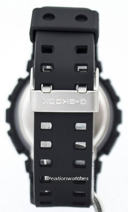 2a9bdbd3621 Relógio Casio G-Shock World tempo GA110 de GA-110-1A Analógico Digital