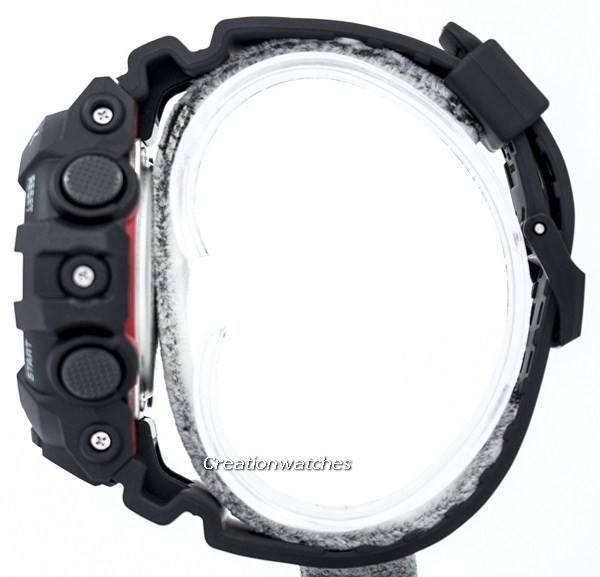 ca522ace72e Relógio Casio G-Shock iluminador Analógico Digital GA-700-1A masculino