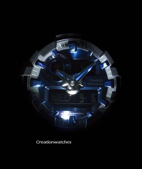 5b55dc35f503 Reloj de hombre Casio G-Shock analógico digital 200M GA-710-1A2 GA710