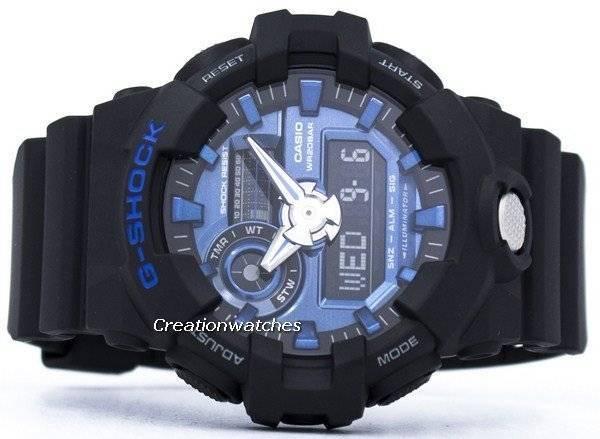 add499035 Casio G-Shock Analog Digital 200M GA-710-1A2 GA710-1A2 Men s Watch