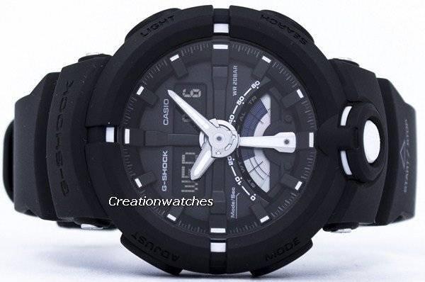 0d40f97c079 Casio G-Shock Analógico Digital relógio 200m GA-500-1A masculino