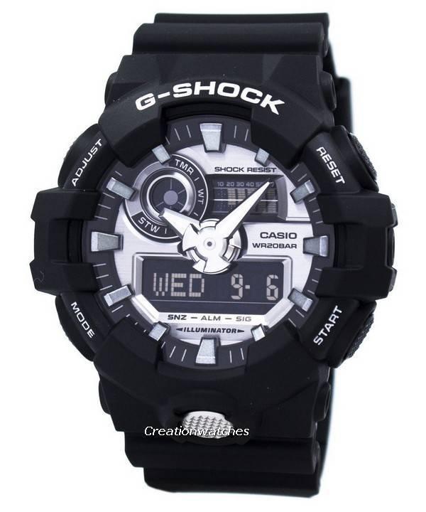 f89113e8f Casio G-Shock Analog Digital 200M GA-710-1A GA710-1A Men s Watch