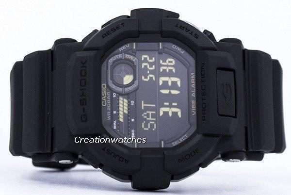 8c2d8fd30d7 Relógio Casio G-Shock Digital GD-350-1B masculino pt