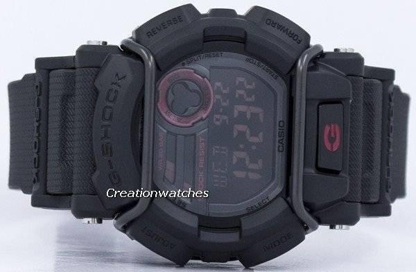 5710d1c40 Casio G-Shock Flash Alert Super Illuminator GD-400-1 GD400-1 Men s Watch
