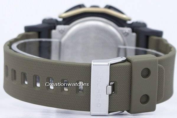 hot sale online 0e74c 26049 Casio G-Shock Flash Alert Super Illuminator GD-400-9 GD400-9 Mens Watch