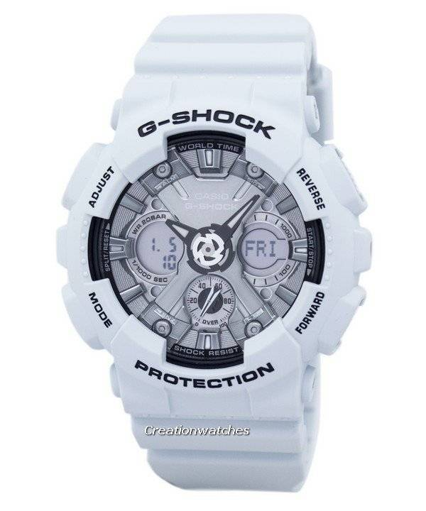 6a51d81e4131 Casio G-Shock Shock Resistant World Time GMA-S120MF-2A GMAS120MF-2A Men s  Watch
