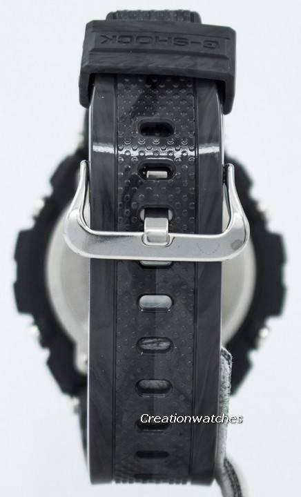 0f2d0548b872 Reloj Casio G-Shock G-acero Analógico Digital mundo tiempo Varonil de GST-