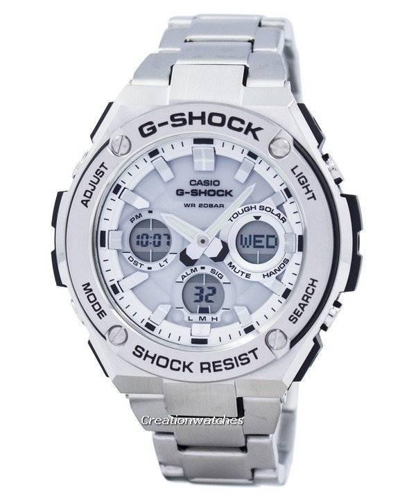 870883dcfe2 Casio G-Shock Tough Solar Shock Resistant GST-S110D-7A GSTS110D-7A Men s  Watch