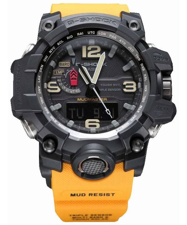 199b817d725 Relógio Casio G-Shock MUDMASTER GWG-1000-1A9 masculino pt