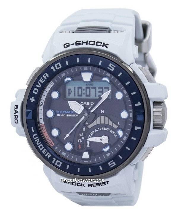 b57fcdf0991 Relógio Casio G-Shock GULFMASTER Quad Sensor GWN-Q1000-7A GWNQ1000 ...