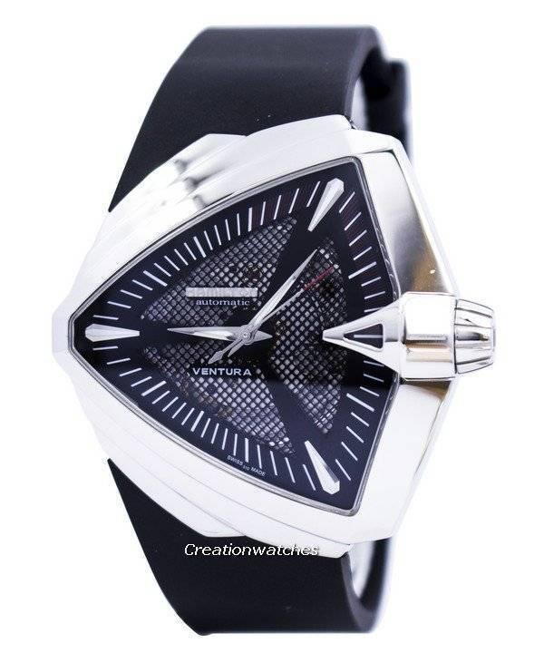 H24655331 Para Hombre Reloj Ventura Automático Xxl Hamilton Yfb7g6y