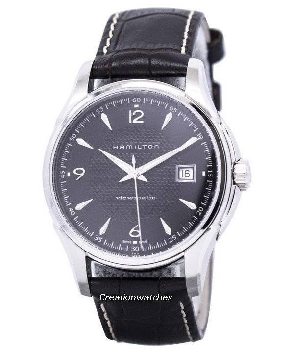 Jazzmaster H32515535 Viewmatic Hamilton Reloj Classic Automatic Para 3Rq5AScjL4