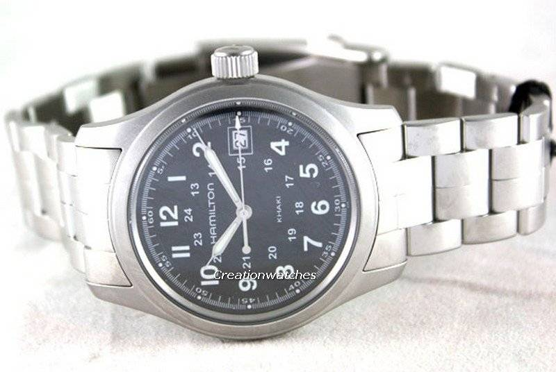 Hamilton Khaki H68411133 Men's Watch - Click Image to Close