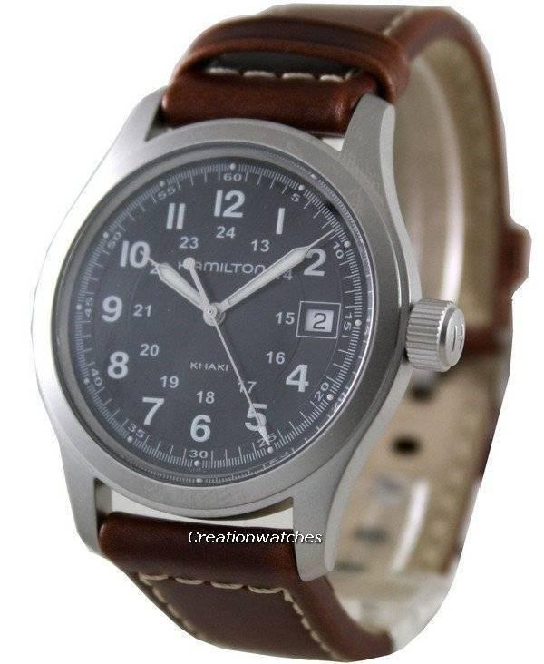 Hamilton Khaki H68411533 Mens Watch