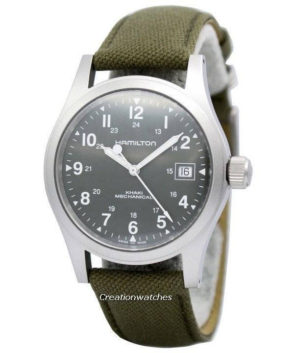 Hamilton Khaki Field Mechanical H69419363 Men S Watch