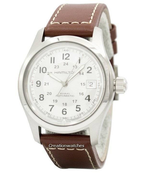 90d8f7c1431 Hamilton Automatic Khaki Field H70455553 Mens Watch