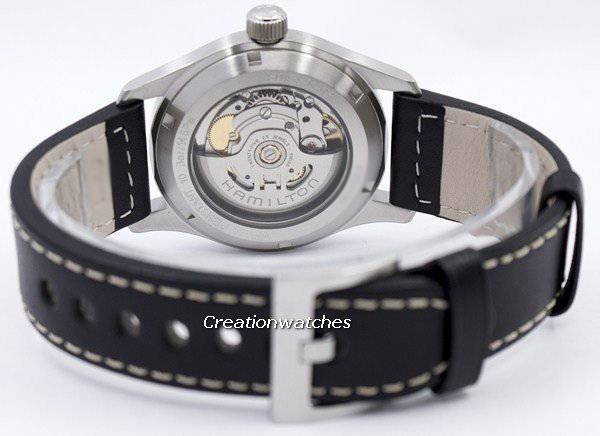 Para Hombre Khaki Reloj Hamilton Automatic Field H70455733 XZiTOuPlkw