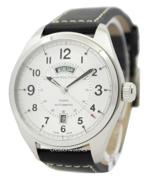 e8a74c184 Hamilton Khaki Field Automatic Sapphire Crystal H70505753 Men's Watch
