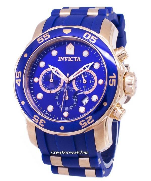 2a112da01 Reloj Invicta Pro Diver 18197 cronógrafo de cuarzo 200M de los ...