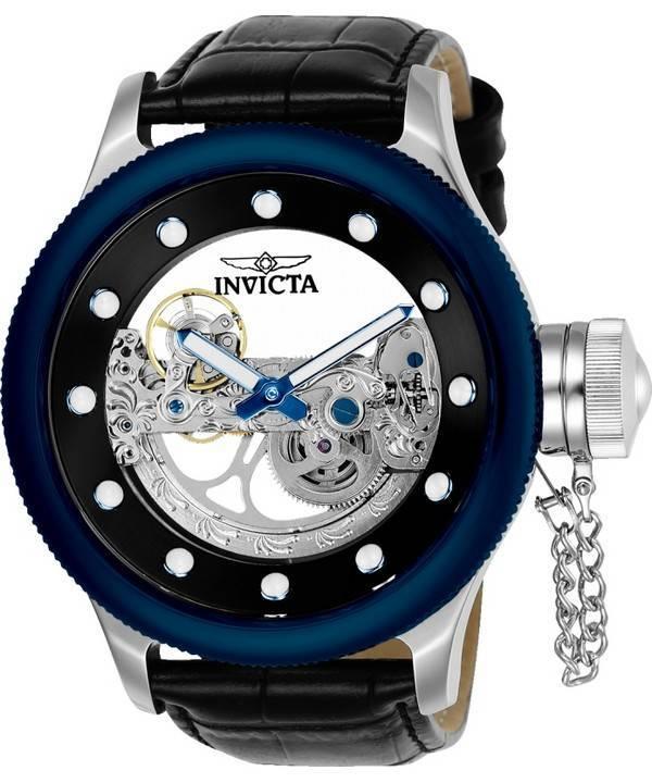 Montre Homme 24596 Russian Diver Automatic Invicta vNm0wOn8
