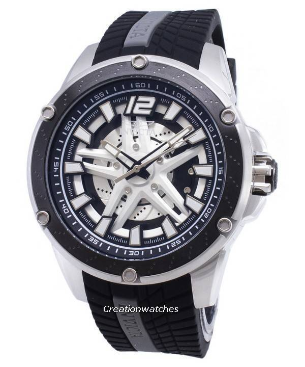 95ca37f66 Invicta S1 Rally 28301 Automatic Analog Men's Watch