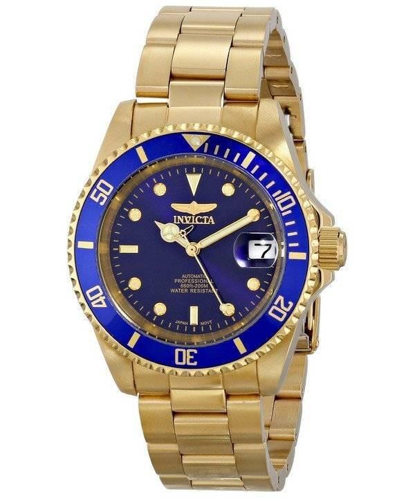 Invicta αυτόματη Pro Diver 200M μπλε καντράν INV8930OB 8930OB ανδρών ρολόι 648eda94fc5